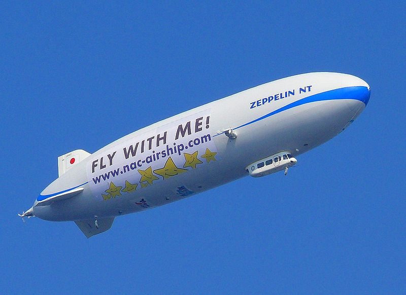 Nippon Airship Corporation Zeppelin NT